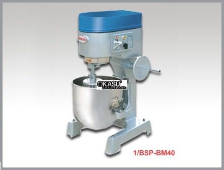 Máy trộn bột Berjaya 40 lít I/BSP-BM 40
