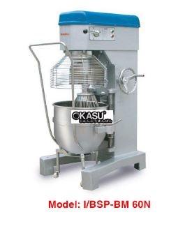 Máy trộn bột Berjaya 60 lít có lồng I/BSP-BM 60N