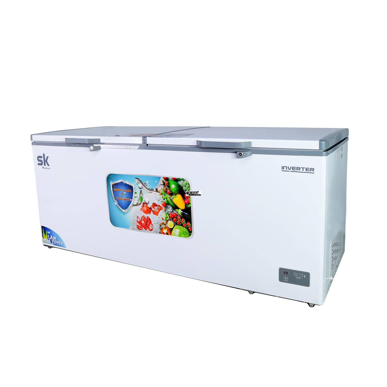 Tủ đông 2 ngăn Inverter Sumikura SKF-500.DI