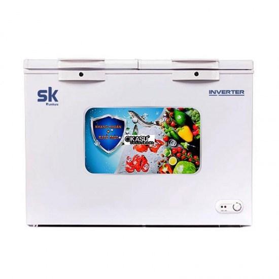 Tủ đông 2 ngăn Inverter Sumikura SKFCDI-210