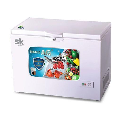 Tủ đông 1 cửa trên SK Sumikura SKFCS-116