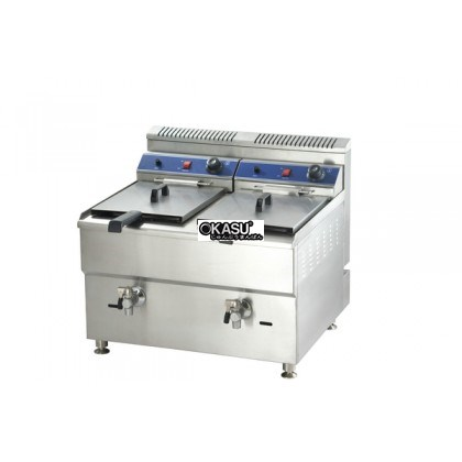 Bếp chiên Gas OKASU WGF-182