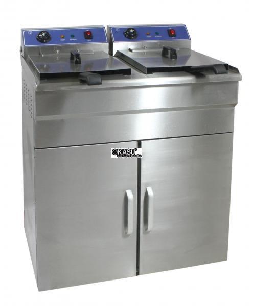 Bếp chiên điện OKASU WF-162V/C