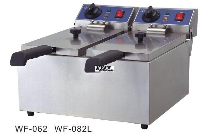 Bếp chiên để bàn OKASU WF-082L