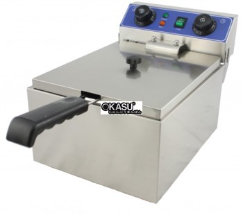 Bếp chiên điện để bàn OKASU WF-101