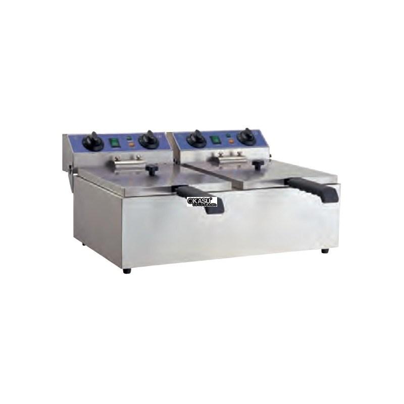 Bếp chiên điện để bàn OKASU WF-102