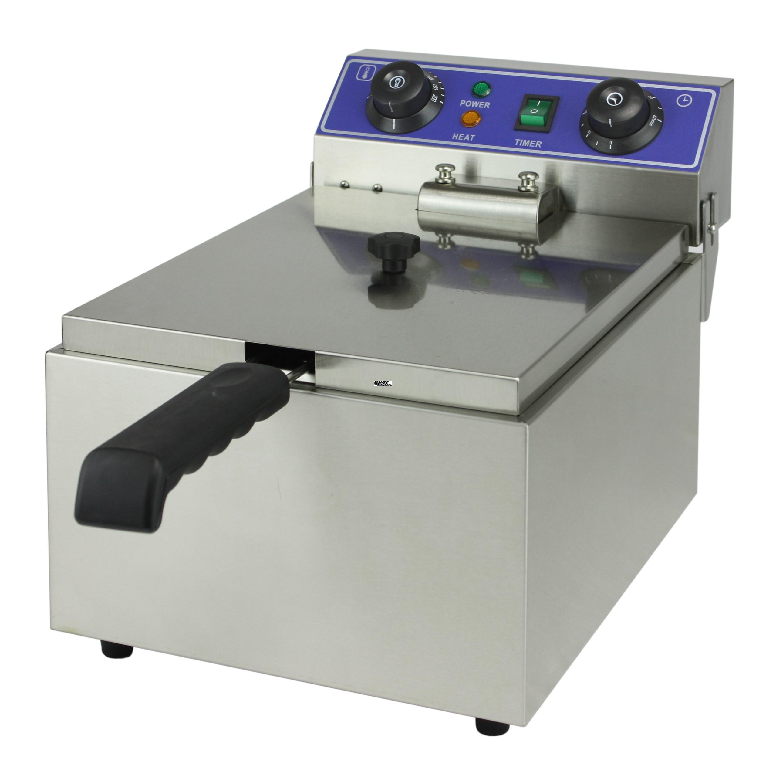 Bếp chiên điện để bàn OKASU WF-171