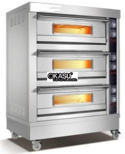 Lò nướng thức ăn điện OKASU WFC-306D