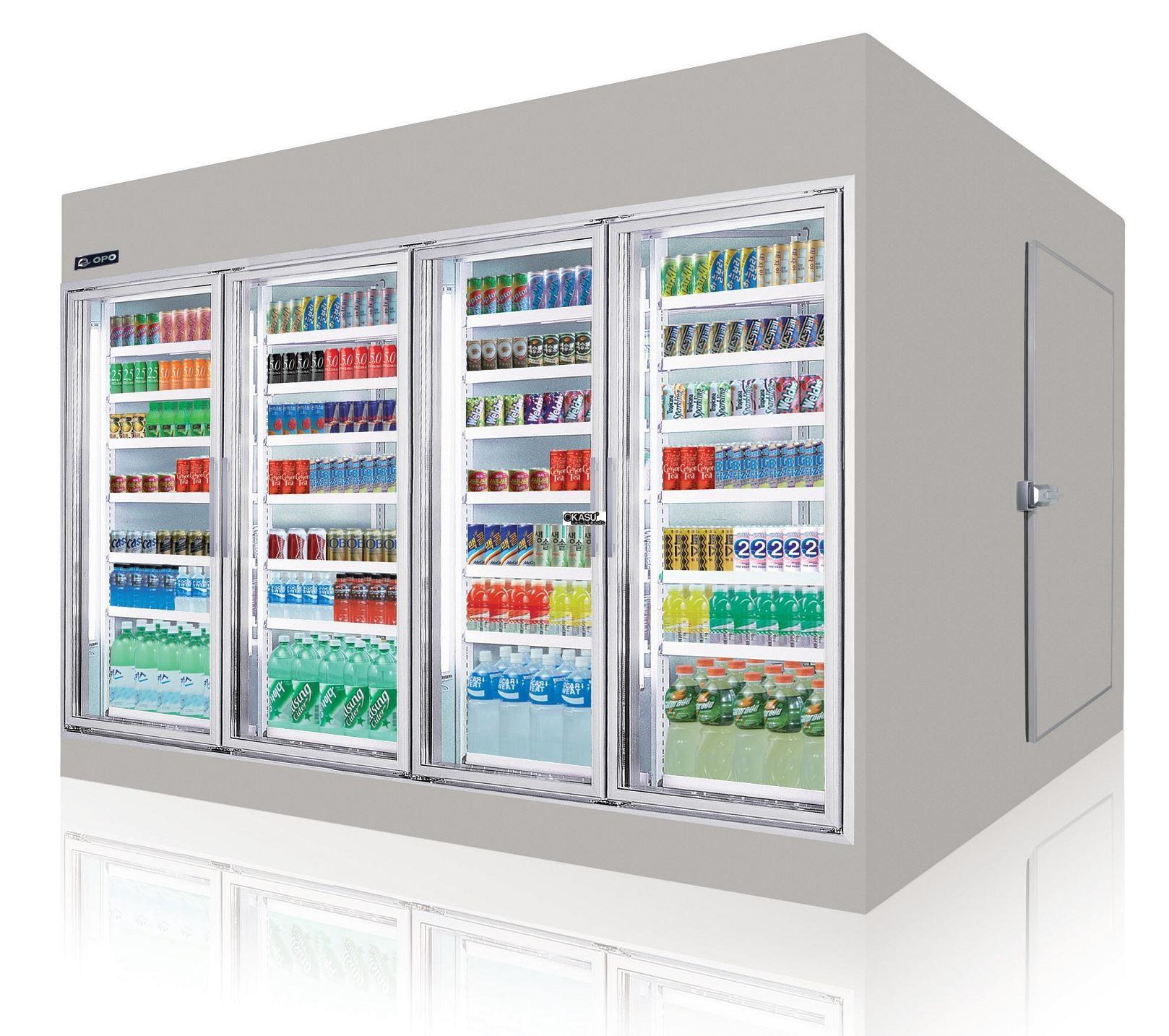 Tủ mát trưng bày nước giải khát OPO W6D1-4DW