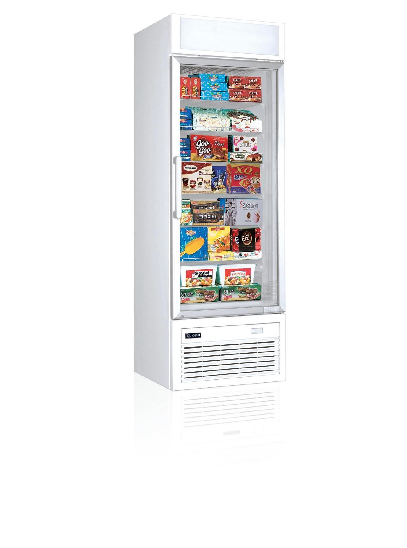 Tủ đông Reach trưng bày OPO XR-2DMS
