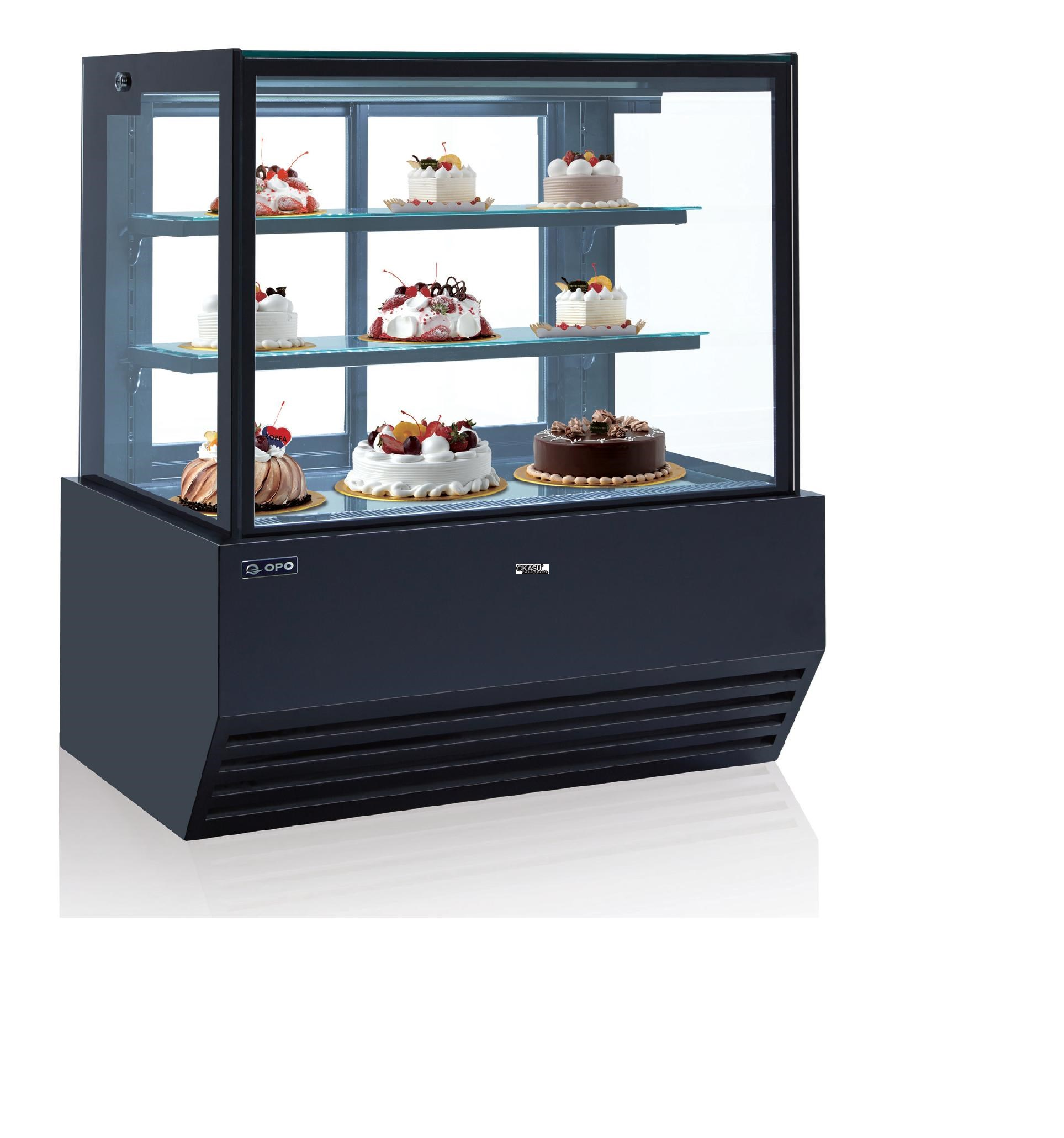 Tủ trưng bày bánh kem OPO CAK-DP
