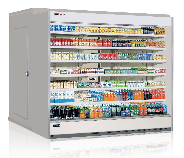 Tủ trưng bày đồ uống OPO W6D1-5DO