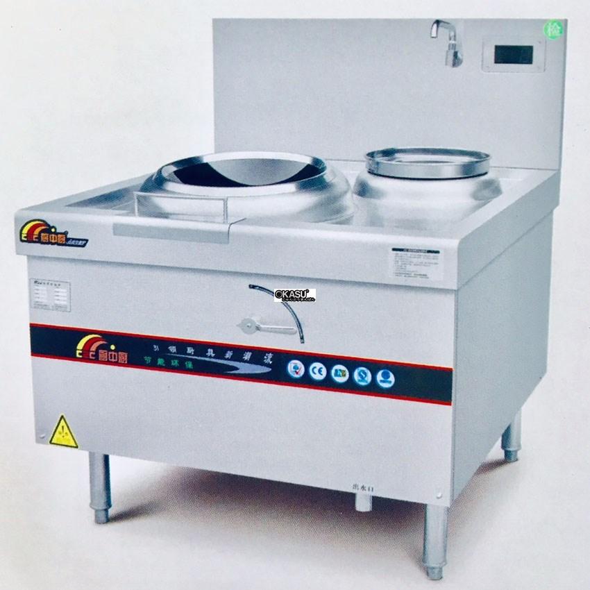 Bếp xào điện từ 1 họng OKASU OKS-11BE