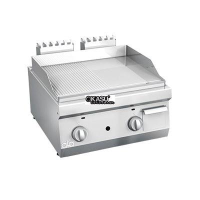 Bếp chiên nửa phẳng, nửa nhám dùng Gar ATA K6GFR10TT