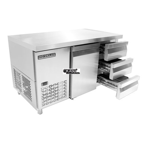 Bán mát có hộc kéo Modelux MDRT-4W7-1200