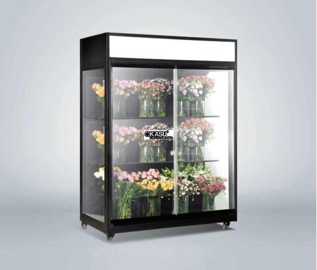 Tủ trưng bày hoa tươi OKASU OKS-08YG