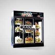 Tủ trưng bày hoa tươi OKASU OKS-09KD