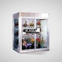 Tủ trưng bày hoa tươi OKASU OKS-09FE