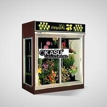 Tủ trưng bày hoa tươi OKASU OKS-09KE