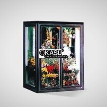 Tủ trưng bày hoa tươi OKASU OKS-09KG