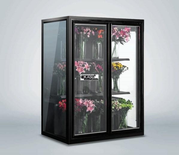 Tủ trưng bày hoa tươi  OKASU OKS-18FE
