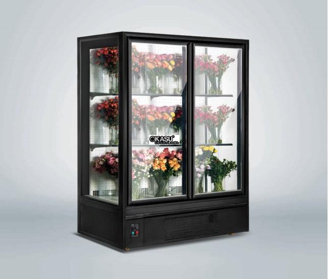 Tủ trưng bày hoa tươi OKASU OKS-14FE