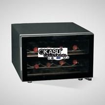 Tủ bảo quản và trưng bày rượu vang OKASU OKS-25FD