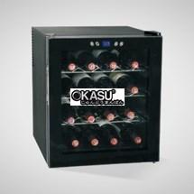 Tủ bảo quản và trưng bày rượu vang OKASU OKS-48FD