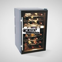 Tủ bảo quản và trưng bày rượu vang OKASU OKS-110ADT
