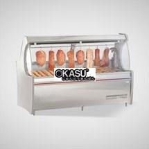 Tủ trưng bày thịt siêu thị OKASU OKS-11SU