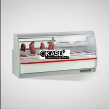Tủ trưng bày thịt siêu thị OKASU OKS-12XR