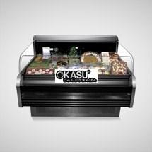 Tủ trưng bày thịt siêu thị OKASU OKS-09XRA