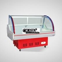 Tủ trưng bày thịt siêu thị OKASU OKS-SD/SC