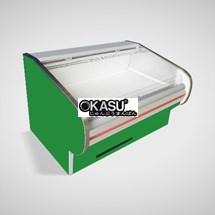 Tủ trưng bày thịt siêu thị OKASU OKS-09E1