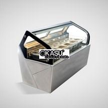 Tủ trưng bày và bảo quản kem OKASU OKS-11AX