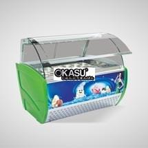 Tủ trưng bày và bảo quản kem OKASU OKS-QL-03