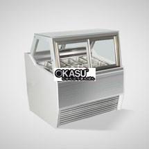 Tủ trưng bày và bảo quản kem OKASU OKS-1200DH