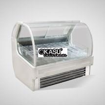 Tủ trưng bày và bảo quản kem OKASU OKS-ROP