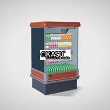 Tủ mát trưng bày đồ uống OKASU OKS-13FR