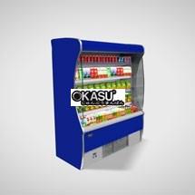 Tủ mát trưng bày đồ uống OKASU OKS-11FD2