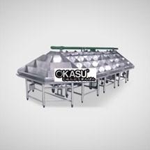Kệ trưng bày rau quả OKASU OKS-13GF
