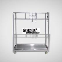 Kệ trưng bày thị lợn OKASU OKS-13GL