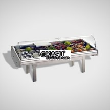 Bàn băng trưng bày OKASU OKS-10BA
