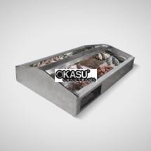 Bàn băng trưng bày OKASU OKS-13BT