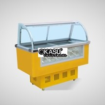 Tủ trưng bày và bảo quản kem OKASU OKS-14RX