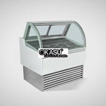 Tủ trưng bày và bảo quản kem OKASU OKS-14JN-C