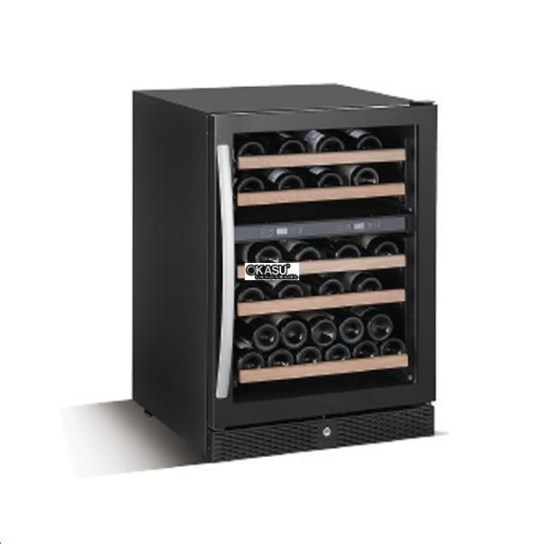 Tủ trưng bày và bảo quản rượu vang OKASU WLW-54DZ