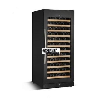 Tủ trưng bày và bảo quản rượu vang OKASU WLW-100SZ