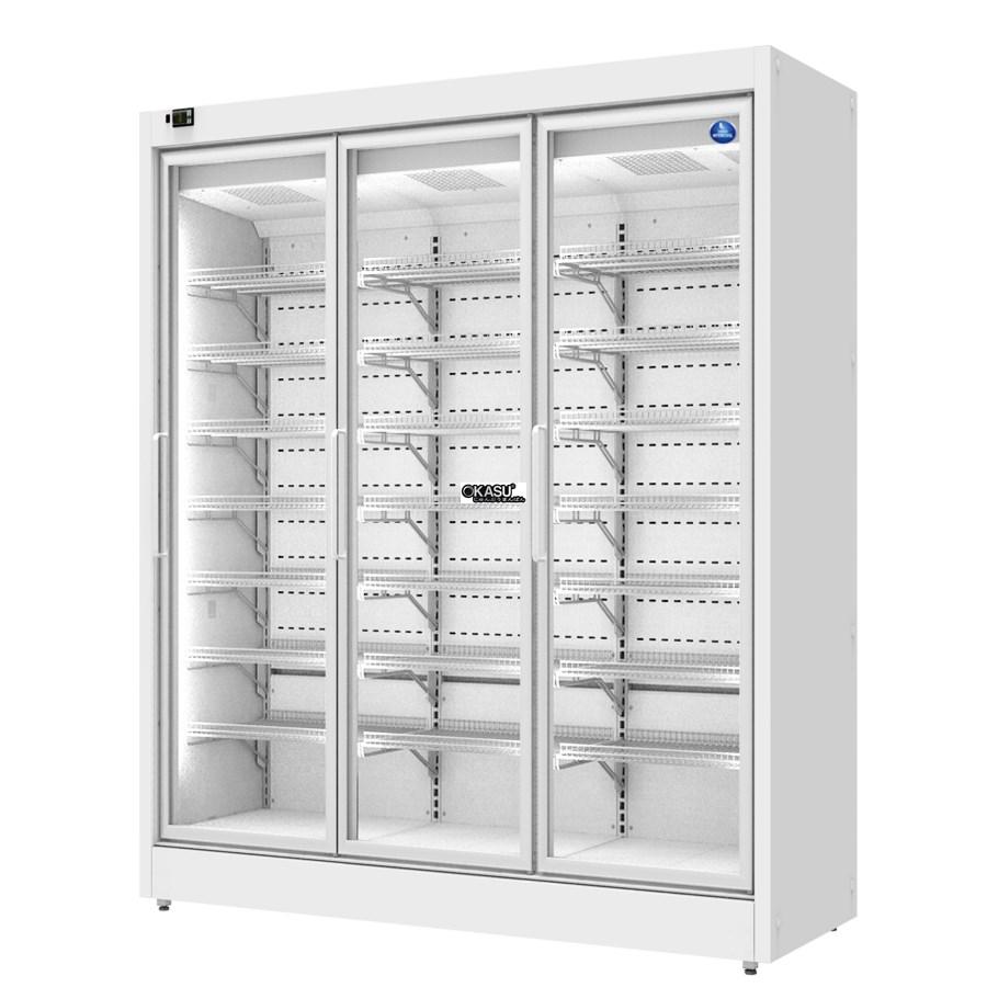 Tủ đông trưng bày siêu thị Sanden SLC-1502