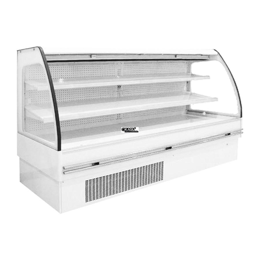 Tủ mát trưng bày siêu thị Sanden CMS-2500